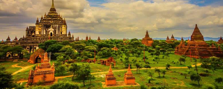 Tarihi Bölge - Bagan