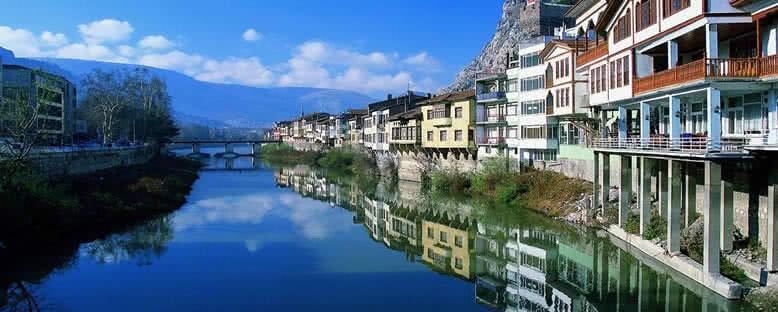 Tarihi Evler - Amasya