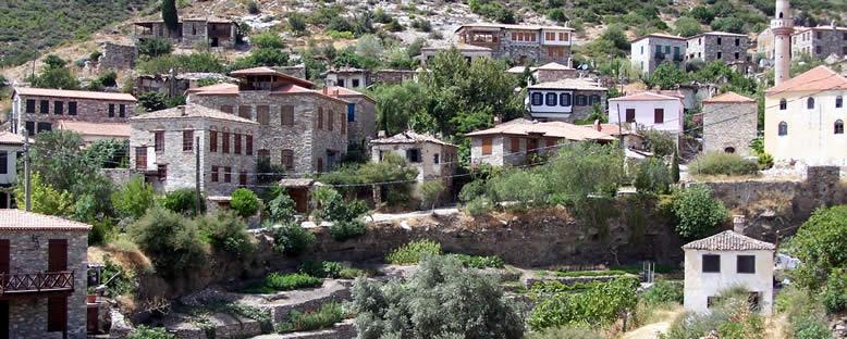 Tarihi Evler - Doğanbey