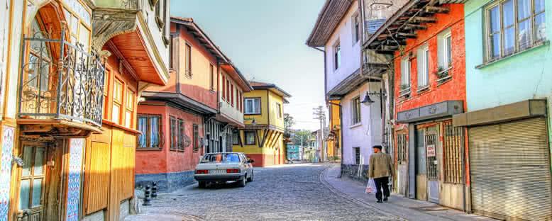 Tarihi Evler - Eskişehir