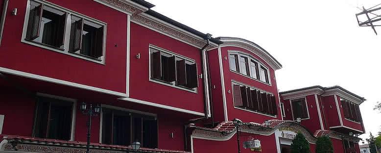 Tarihi Evler - Plovdiv