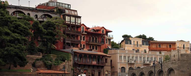 Tarihi Evler - Tiflis