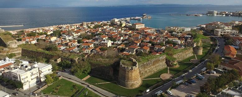 Tarihi Kale - Sakız Adası