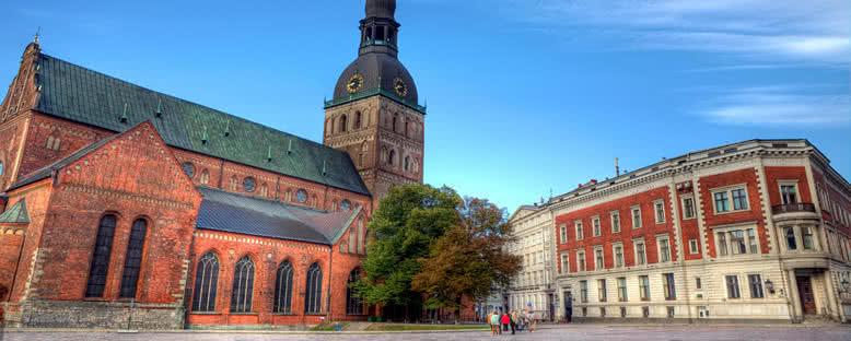 Tarihi Katedral - Riga