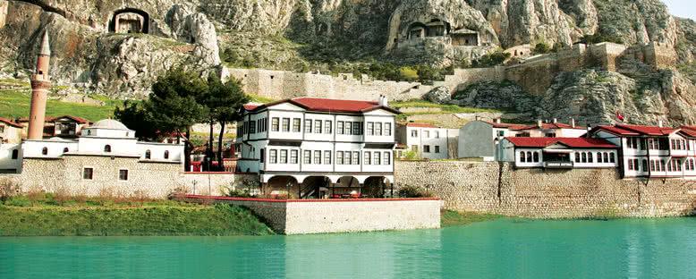 Tarihi Konaklar - Amasya