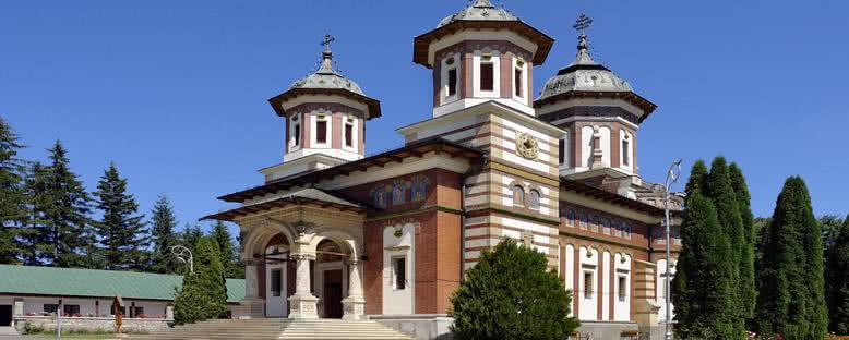 Tarihi Manastır - Sinaia