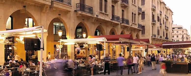 Tarihi Merkez - Beyrut