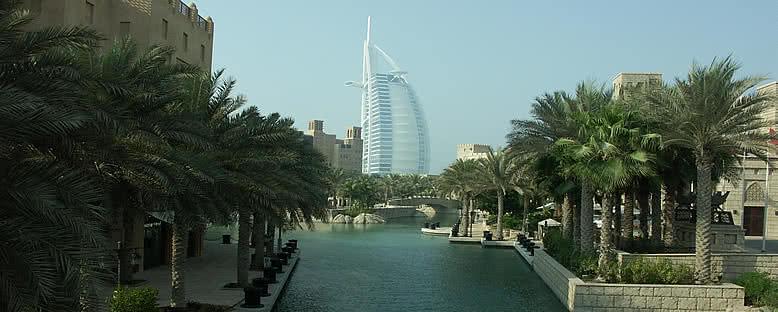 Tarihi Merkez ve Burj Al Arab - Dubai