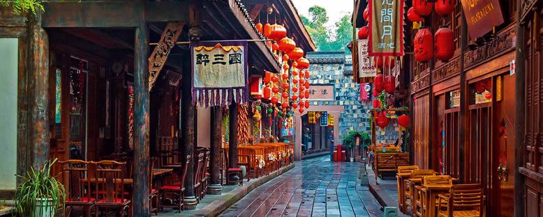 Tarihi Merkez - Chengdu