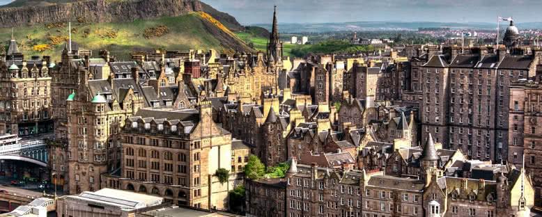 Tarihi Merkez - Edinburgh