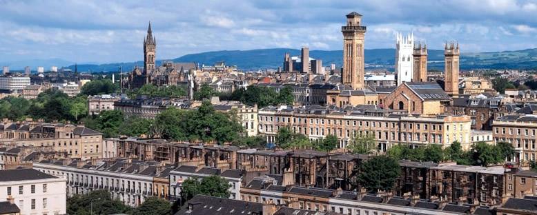Tarihi Merkez - Glasgow