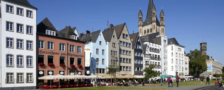 Tarihi Merkez - Köln
