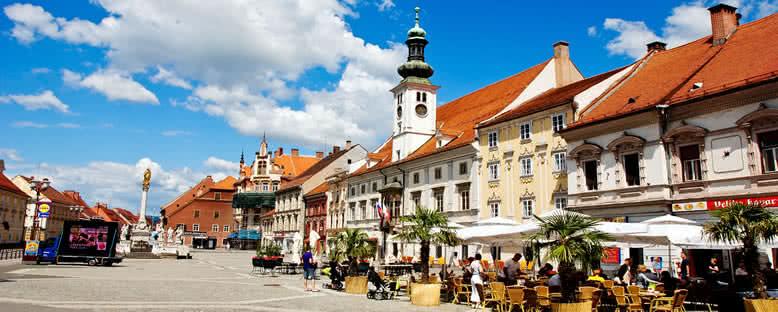 Tarihi Merkez - Maribor