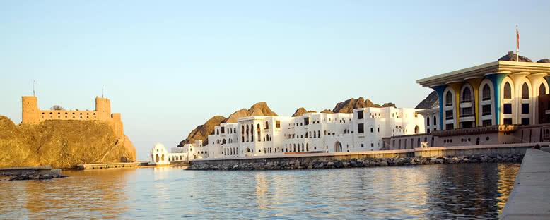 Tarihi Merkez - Muscat