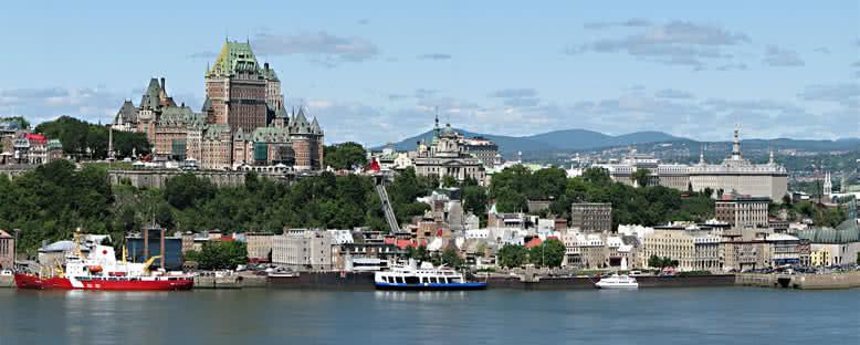 Tarihi Merkez - Quebec