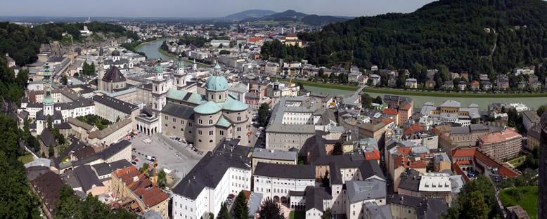 Tarihi Merkez - Salzburg