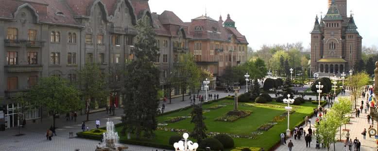 Tarihi Merkez - Timişoara
