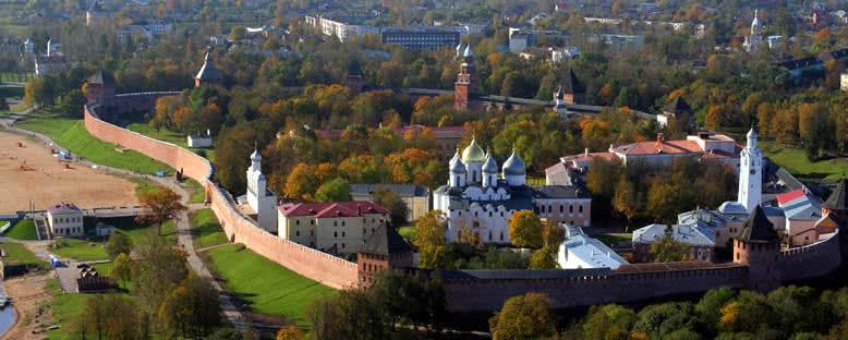 Tarihi Merkez - Veliki Novgorod