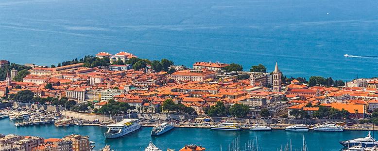 Tarihi Merkez - Zadar