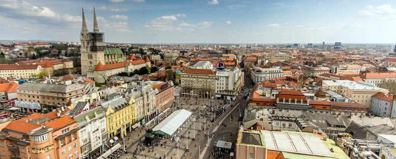 Tarihi Merkez - Zagreb
