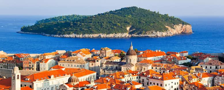 Tarihi Şehir Merkezi ve Lokrum Adası - Dubrovnik
