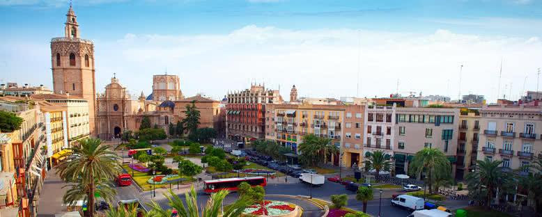 Tarihi Şehir Merkezi - Valencia