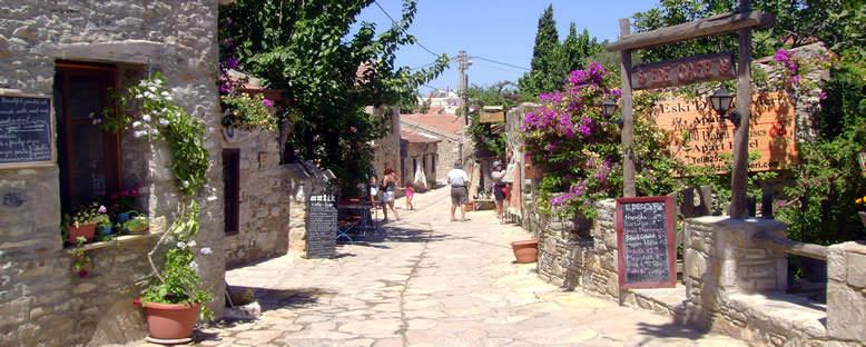 Tarihi Sokaklar - Datça