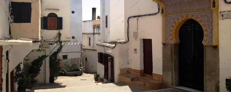 Tarihi Sokaklar - Tangier