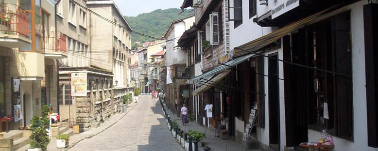 Tarihi Sokaklar - Veliko Tarnovo