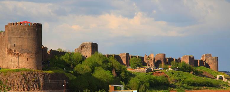 Tarihi Surlar - Diyarbakır