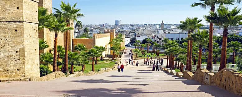 Tarihi Surlar - Rabat