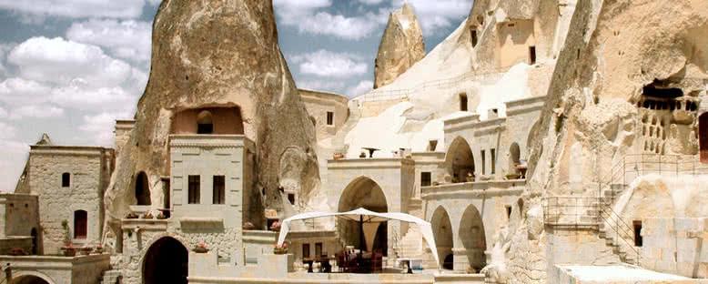 Taş Konaklar - Kapadokya