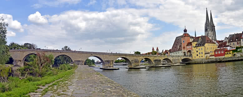 Taş Köprü - Regensburg