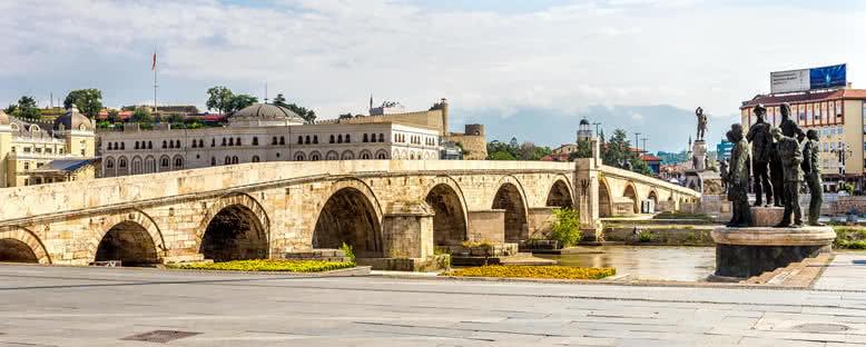 Taş Köprü - Üsküp