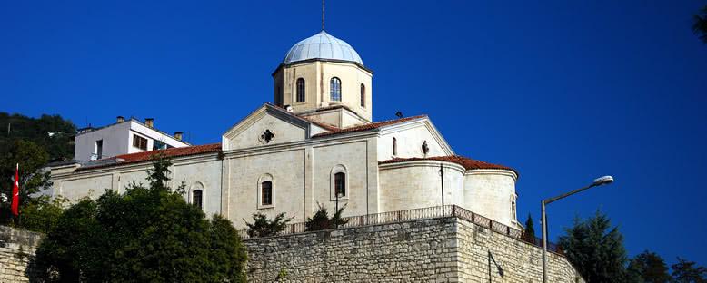 Taşbaşı Kilisesi Kültür Merkezi - Ordu