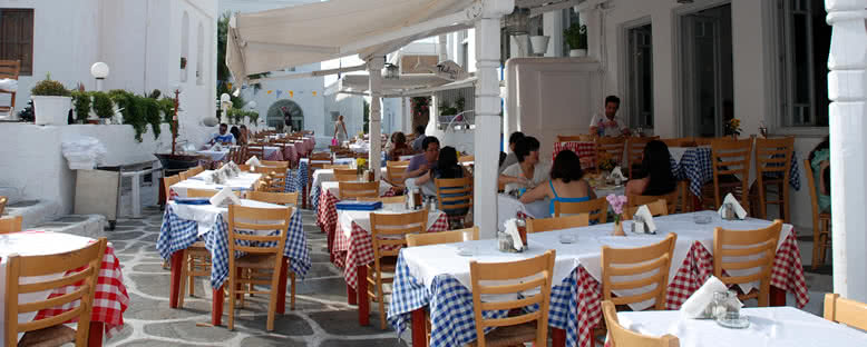 Tavernalar - Mykonos