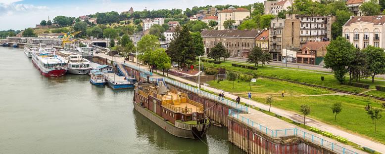 Tekne Restoran ve Barlar - Belgrad