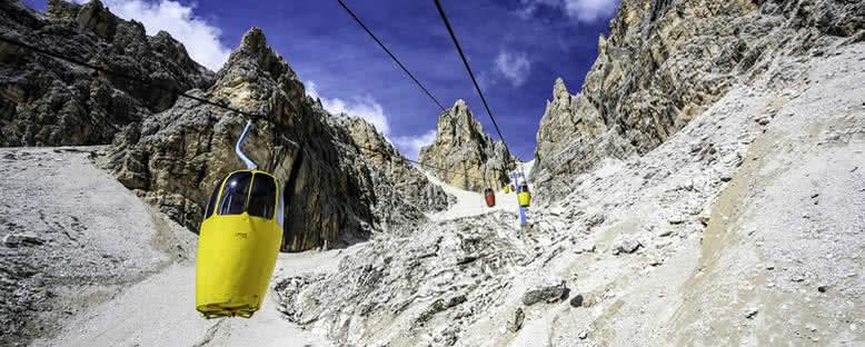Telesiyej - Cortina d'Ampezzo