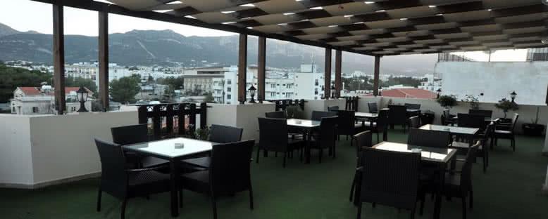Teras Restaurant - Grand Center Boutique Hotel
