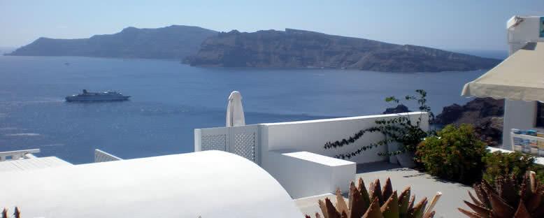 Teraslar - Santorini