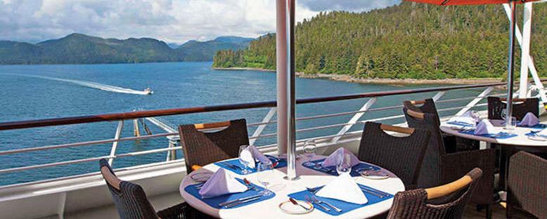Terrace Cafe - Oceania Regatta