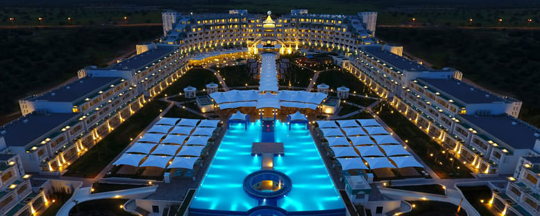 Limak Cyprus Deluxe Hotel - Gece