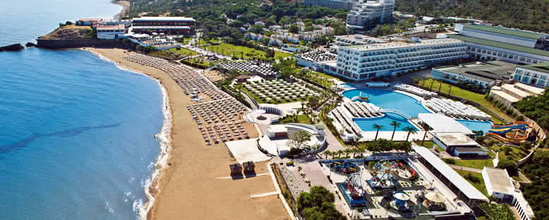 Tesis Görünümü - Acapulco Resort Hotel