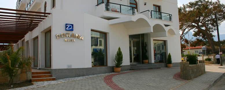 Tesis Görünümü - Dorana Hotel
