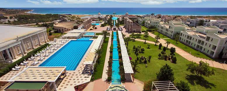 Tesis Görünümü - Kaya Artemis Resort