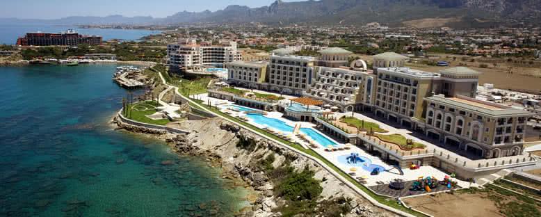 Tesis Görünümü - Merit Royal Hotel & Casino