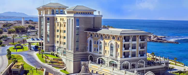 Tesis Görünümü - Merit Royal Premium Hotel & Casino