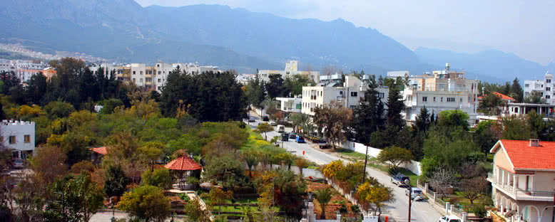 Tesis Manzarası - Dorana Hotel