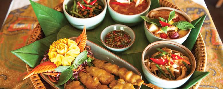 Thai Yemekleri - Koh Samui