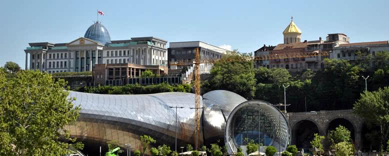 Başkanlık Sarayı - Tiflis